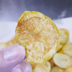 アボカドオイルの自家製チップス