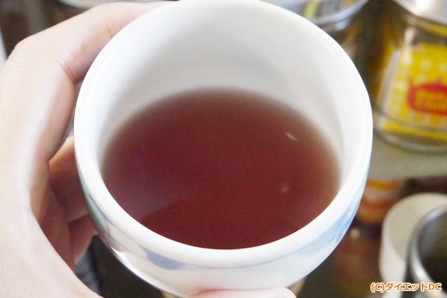 黒千石大豆茶の完成