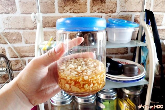 酢生姜の完成